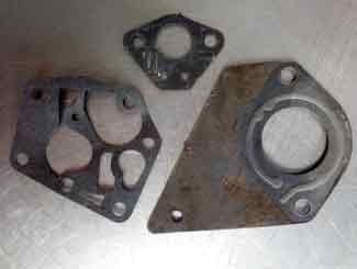 Mower gaskets