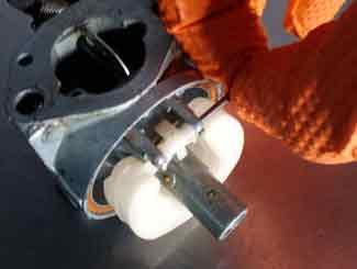 Carburetor fuel float