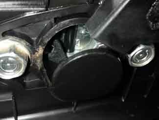 Honda lawn mower carb