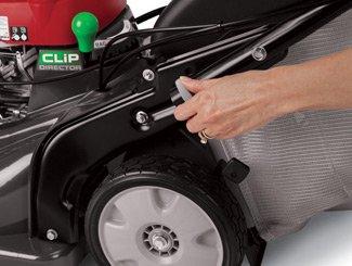 Folding mower