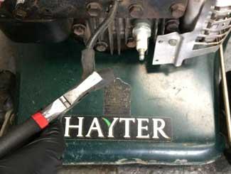 mower blade bolts