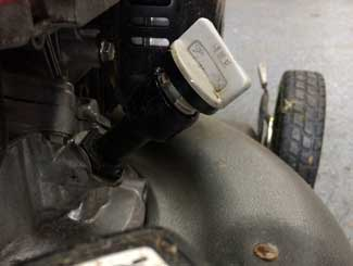 Honda engine dipstick