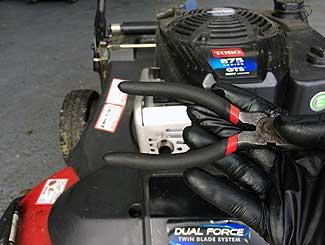 toro lawn mower wiring diagram toro timemaster won t shut off  easy fix   lawnmowerfixed  toro timemaster won t shut off  easy