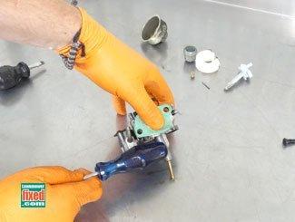 Emulsion removal