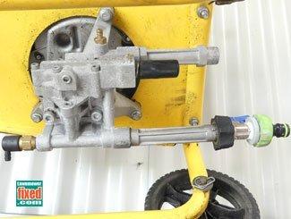 Power washer pump