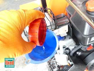 Gas shot