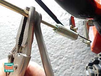 Adjusting cables